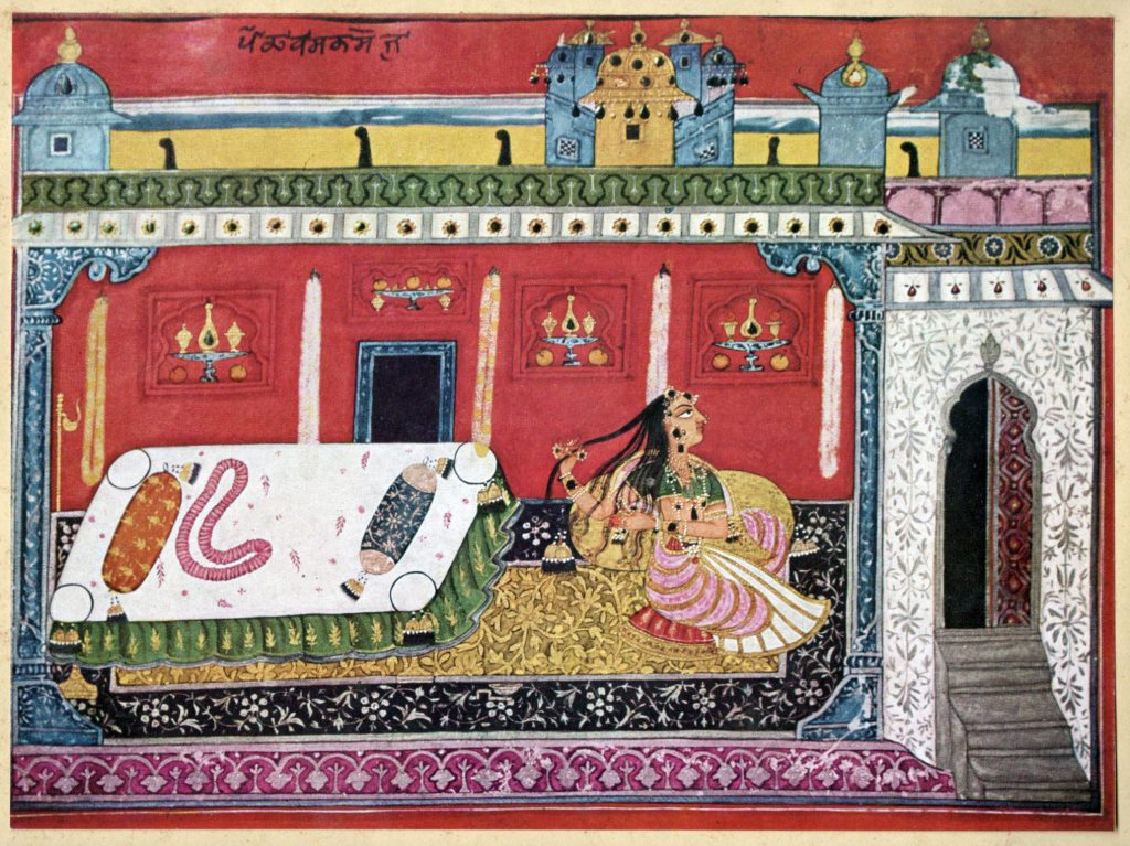Rasamanjari Painting